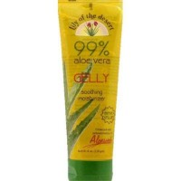 Lily of the desert aloe vera gelly - 8 oz