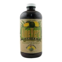 Lily of the desert aloe vera juice lemonlime - 32 oz