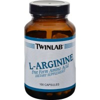 Twinlab l arginine - 100 ea