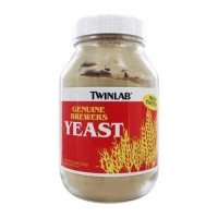 Twinlab 524108 brewers yeast - 18 oz
