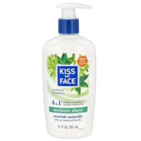 Kiss my face moisture shave - 11 oz