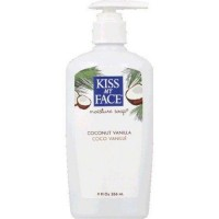 Kiss my face soap liq coconut - 9 oz