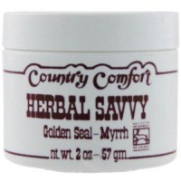 Country comfort herbal savvy comfrey - 2 oz