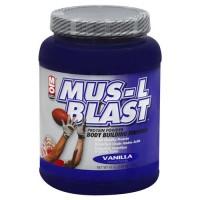 MLO Protein powder body building formula chocolate - 47 oz