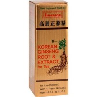 Superior trading co korean ginseng rootnd ext - 10 oz