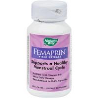 Natures way femaprin vitex extract - 60 ea
