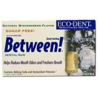 Eco-Dent - Between! Dental Gum - 12 ea ,12 pack