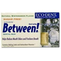 Eco dent between dental gum wire shelf counter display - 72 ea