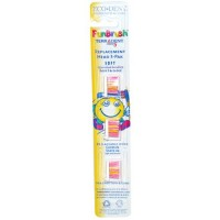 Funbrush refill - 3 ea
