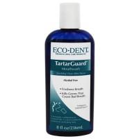 Eco dent tartarguard mouthwash  - 8 oz