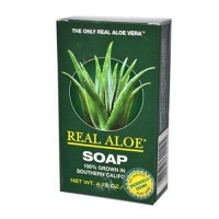 Real aloe vera bar soap- 4.75 oz