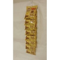 Frontier natural products prince of peace ginger ginger candy clip strip - 8 ea