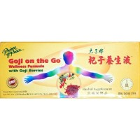 Prince of peace goji on the go extract  30x10 cc  - 0.34 oz