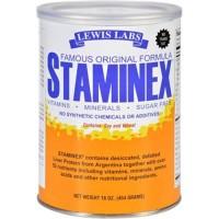 Lewis lab staminex famous original formula - 16 oz