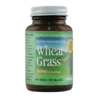 Pines wheat grass wheat grass 500mg - 100 ea