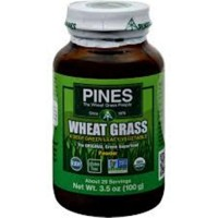 Pines wheat grass wheat grass powder - 3.5 oz