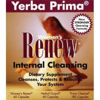 Yerba prima cleanse women renew internal kit - 1 ea