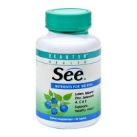 Quantum See tablets, Eye health - 90 ea