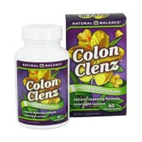 Natural balance colon clenz - 60 ea
