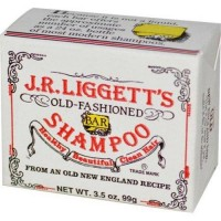 J.R. Liggetts old fashioned bar shampoo counter display the original - 3.5 oz, 12 pack