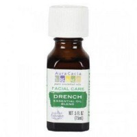 Facial drench essential oil blend aura cacia - 0.50 oz