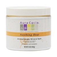 Aura caciaromatherapy mineral bath soothing heat - 16 oz