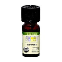 Aura caciaromatherapy 100percentage organic essential oil - 0.25 oz