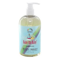 Rainbow Research Baby Oh Baby Scented Herbal Body Wash - 16 oz