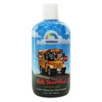 Rainbow Research Unscented Shampoo For Kids - 12 oz
