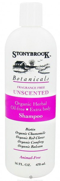 StonyBrook Botanicals Oil Free Body Lotion, Fragrance Free - 16 oz
