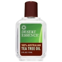 Desert Essence tea tree oil 100% pure Australian - 0.5 oz