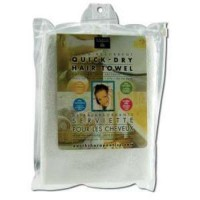 Earth therapeutics ultra absorbant angeltex hair and body towel - 1 ea