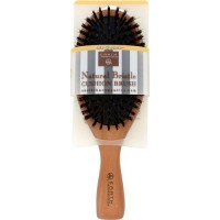 Earth therapeutics hair brushes bristle brush large - 1 ea