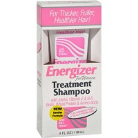 Hobe labs energizer treatment shampoo for women - 4 oz