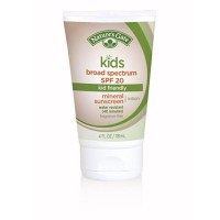 Nature's Gate Mineral Kid'sblock SPF 20 - 4 oz