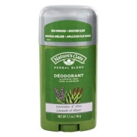 Natures Gate Herbal Blend Deodorant Stick, Lavender and Aloe - 1.7 oz