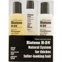 Mill creek biotene shampoo conditioner scalp emulsion  - 3 pkt