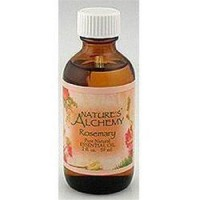 Nature's Alchemy Rosemary Essential Oil (2 ounces)