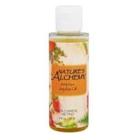 Natures alchemy 100percentage pure essential oil jojoba - 4 oz