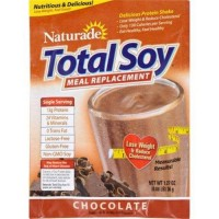 Naturade total soy chocolate packet case of 25 - 1.27 oz