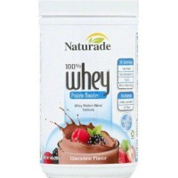 Naturade - 100% Whey Protein Booster Chocolate Flavor - 14 oz.