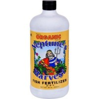 Neptunes harvest hf136 hydrolyzed fish fertilizer  -  36 oz