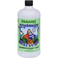 Neptune's harvest liquid seaweed plant food  -  32 oz