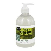 Shikai very clean hand soap tea tree - 12 oz
