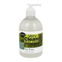 Shikai very clean hand soap tea tree - 12 oz