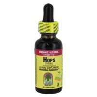 Natures answer hops strobile organic alcohol - 1 oz