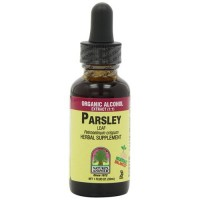 Nature's answer parsley leaf with organic alcohol  - 1 oz