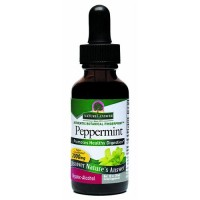 Nature's answer peppermint leaf with organic alcohol  - 1 oz