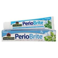 Natures answer periobrite natural toothpaste wintermint - 4 oz.