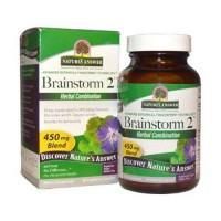 Natures answer brainstorm 2 capsules - 90 ea